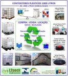 Compra e Venda de Container IBC 1000 L
