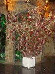 kit junino,bolo tematico docinhos finos e modelados buffet completo decoração mesa de guloseima arvore de maça colorida cupcake pirulito casamento aniversario bodas.