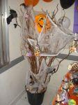 decoração halloween bolo doce maça personalizado mesa de guloseimas kit festa buffet completo