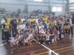 Escola de Futebol do Corinthians Chute Inicial  no Bairro Indianópolis e conceição