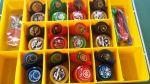 Futebol de Botão Box com 12 Times Brasileirão