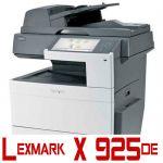 Impressora Lexmark X925 Laser Multifuncional Colorida Papel A3 Seminova