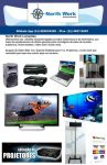 Locação de Data show Projetor Tvs Tv Pedestais para tv Suporte de tv 11- 983034320