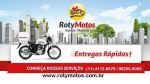 motoboy entregase retiradas butantã fone 114112-6679 rotymotos express