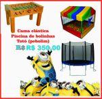 Promoção de brinquedos Sétima Festas e Eventos