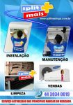 Split Mais Ar Condicionado Autorizada Maringá Londrina e Região 44 3034-0019