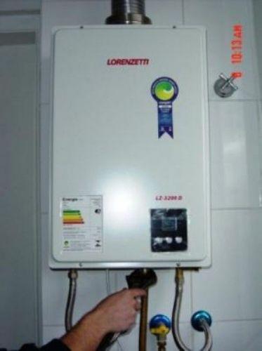 Conserto Manutenção de aquecedor Fogão Boiler a gás Elétrico e Solar  12639