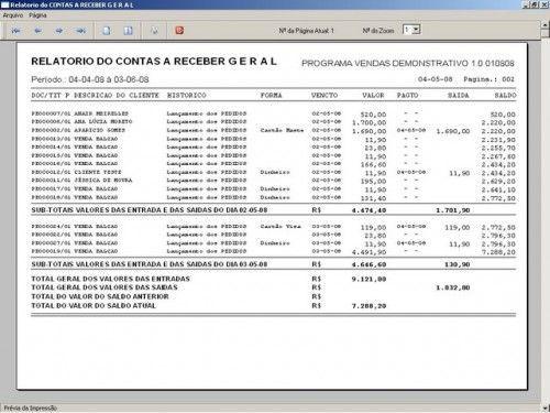 Programa para controlar vendas e estoque v1.0   FpqSystem 1895