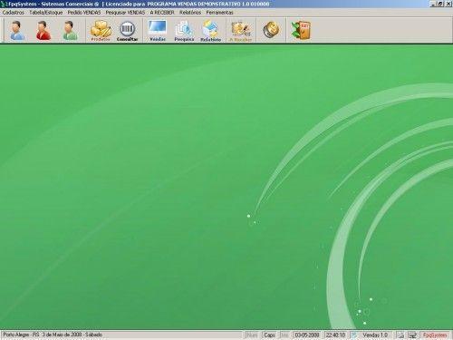 Programa para controlar vendas e estoque v1.0   FpqSystem 1913