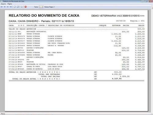 Programa para Clinica Veterinária com Agendamento, Vendas e Financeiro v4.0 Plus 146531