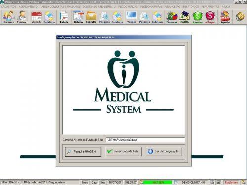 Programa Consultório e Clinica Médica com Agendamento, Vendas e Financeiro v4.0 151739