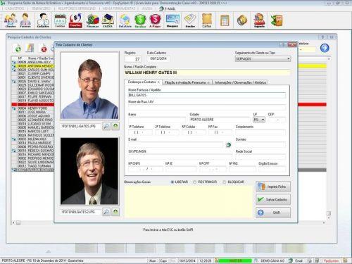 Programa Livro Caixa Financeiro Completo v4.0 Plus - FpqSystem 152501