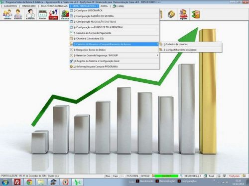 Programa Livro Caixa Financeiro Completo v4.0 Plus - FpqSystem 152511