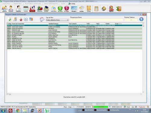 Programa Livro Caixa Financeiro Completo v4.0 Plus - FpqSystem 152514