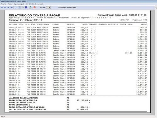 Programa Livro Caixa Financeiro Completo v4.0 Plus - FpqSystem 152517