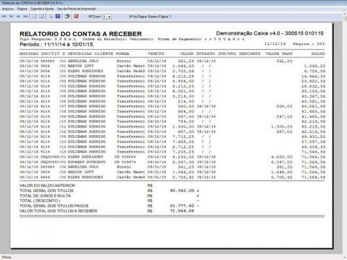 Programa Livro Caixa Financeiro Completo v4.0 Plus - FpqSystem 152520