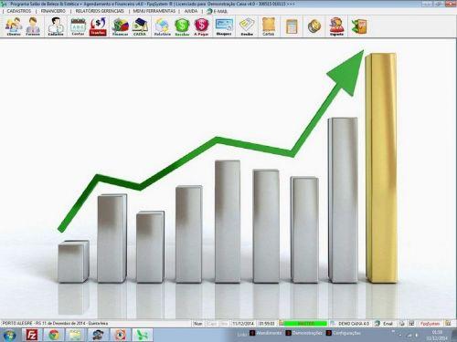 Programa Livro Caixa Financeiro Completo v4.0 Plus - FpqSystem 152521