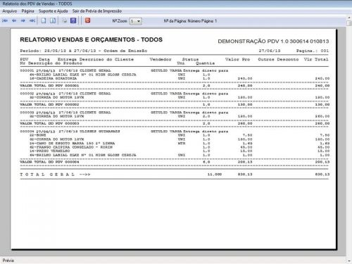 Programa PDV Frente de Caixa, Estoque e Financeiro v1.0 - FpqSystem 152538