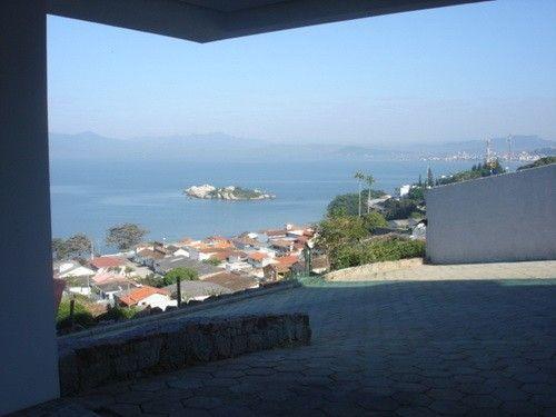 Casa Florianópolis - Vista Para o Mar 10059