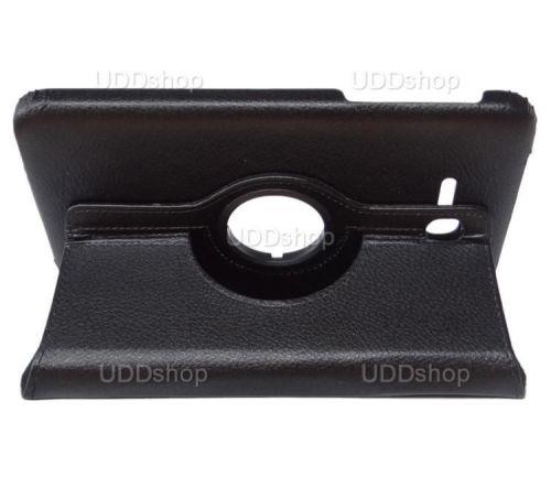Capa Giratória 360º PRETA Tablet Samsung Galaxy Tab3 Lite 7 SM-T110 e SM-T111 + Frete Grátis 72010