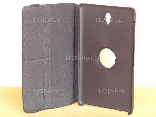 Capa Case Giratória 360º PRETA Tablet Samsung Galaxy Tab S 8.4 Modelos SM-T700N, SM-T705M ou SM-T701 + Frete Grátis 104164
