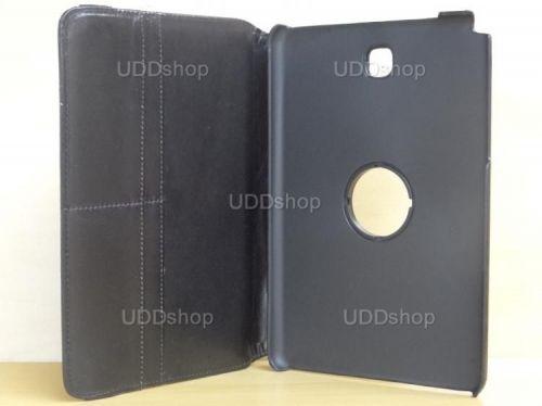 Capa Case Carteira Giratória 360º PRETA Tablet Samsung Galaxy Tab A 8.0 Modelos SM-P350n, SM-P355m, SM-T350n ou SM-T355n + Frete Grátis 162330