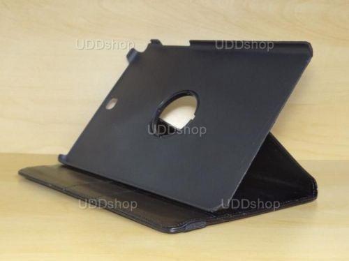 Capa Case Carteira Giratória 360º PRETA Tablet Samsung Galaxy Tab A 9.7 Modelos SM-P550n, SM-P555m, SM-T550n ou SM-T555n + Frete Grátis 162092