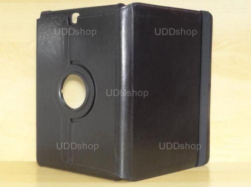 Capa Case Carteira Giratória 360º PRETA Tablet Samsung Galaxy Tab A 9.7 Modelos SM-P550n, SM-P555m, SM-T550n ou SM-T555n + Frete Grátis 162096