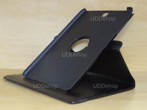 Capa Case Carteira Giratória 360º PRETA Tablet Samsung Galaxy Tab A 9.7 Modelos SM-P550n, SM-P555m, SM-T550n ou SM-T555n + Frete Grátis 162093