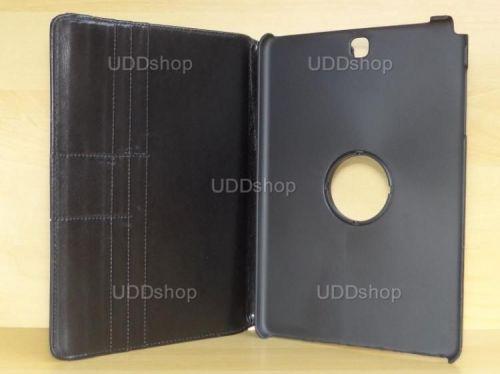 Capa Case Carteira Giratória 360º PRETA Tablet Samsung Galaxy Tab A 9.7 Modelos SM-P550n, SM-P555m, SM-T550n ou SM-T555n + Frete Grátis 162095