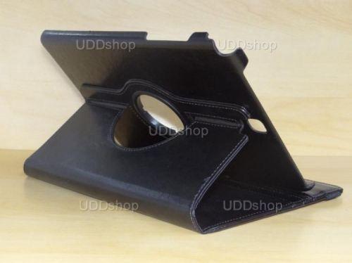 Capa Case Carteira Giratória 360º PRETA Tablet Samsung Galaxy Tab A 9.7 Modelos SM-P550n, SM-P555m, SM-T550n ou SM-T555n + Frete Grátis 162094