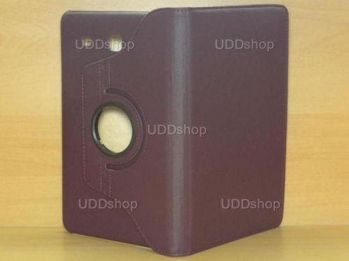 Capa Case Giratória 360º ROXA Tablet Samsung Galaxy Tab E 9.6 Modelos SM-T560n ou SM-T561m + Frete Grátis 212163