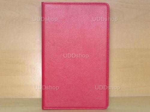 Capa Case Giratória 360º VERMELHA Tablet Samsung Galaxy Tab E 9.6 Modelos SM-T560n ou SM-T561m + Frete Grátis 212188