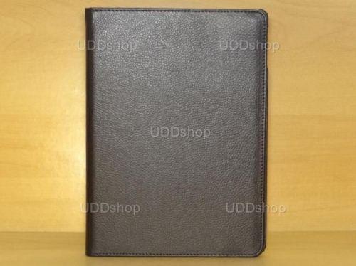 Capa Case Giratória 360º PRETA Tablet Apple iPad 5 Air A1474, A1475 e A1476 -- iPad 6 Air 2 A1566 e A1567 -- V2 + Frete Grátis 212141