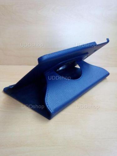 Capa Case Giratória 360º AZUL Marinho Tablet Samsung Galaxy Tab E 9.6 Modelos SM-T560n ou SM-T561m + Frete Grátis 237156