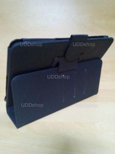 Capa Case Carteira Couro PRETA Tablet Samsung Galaxy Tab A 8.0 Modelos SM-P350n, SM-P355m, SM-T350n ou SM-T355n V3 + Frete Grátis 243957