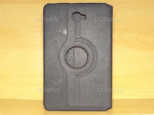Capa Case Capinha Carteira Giratória 360° PRETA Tablet Samsung Galaxy Tab A 10.1 (2016) Modelos SM-P580, SM-P585m, SM-T580 ou SM-T585m + Frete Grátis 277495