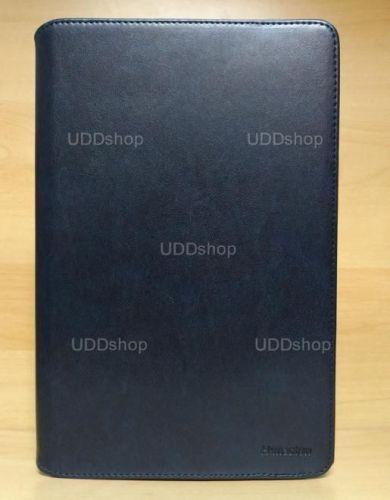 Capa Case Capinha Carteira Giratória 360° AZUL Marinho Tablet Samsung Galaxy Tab A 10.1 (2016) SM-P585m + Frete Grátis 297513