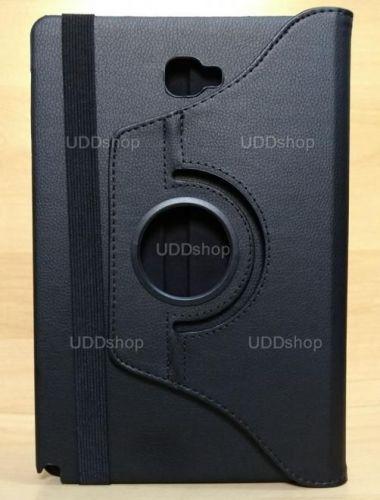 Capa Case Capinha Giratória 360° PRETA Tablet Samsung Galaxy Tab A 10.1 (2016) SM-P585m V2 + Frete Grátis 303396