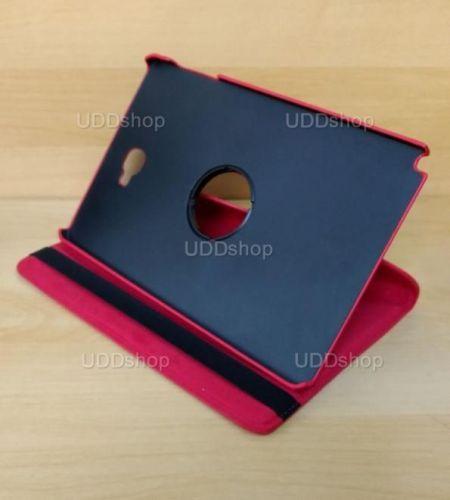 Capa Case Capinha Giratória 360° VERMELHA Tablet Samsung Galaxy Tab A 10.1 (2016) SM-P585m V2 + Frete Grátis 303386