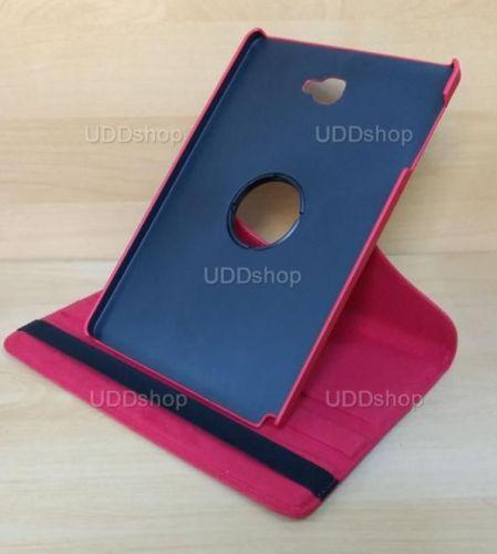 Capa Case Capinha Giratória 360° VERMELHA Tablet Samsung Galaxy Tab A 10.1 (2016) SM-P585m V2 + Frete Grátis 303387