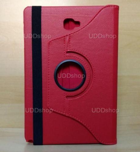 Capa Case Capinha Giratória 360° VERMELHA Tablet Samsung Galaxy Tab A 10.1 (2016) SM-P585m V2 + Frete Grátis 303382
