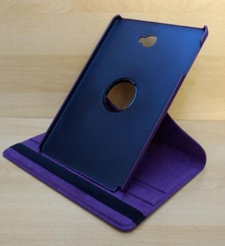 Capa Case Capinha Giratória 360° ROXA Tablet Samsung Galaxy Tab A 10.1 (2016) SM-P585m V2 + Frete Grátis 303394
