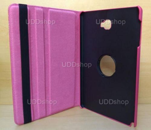 Capa Case Capinha Giratória 360° PINK Tablet Samsung Galaxy Tab A 10.1 (2016) SM-P585m V2 + Frete Grátis 303371