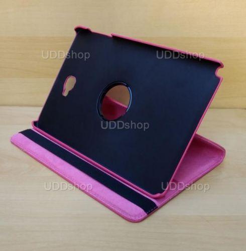 Capa Case Capinha Giratória 360° PINK Tablet Samsung Galaxy Tab A 10.1 (2016) SM-P585m V2 + Frete Grátis 303373