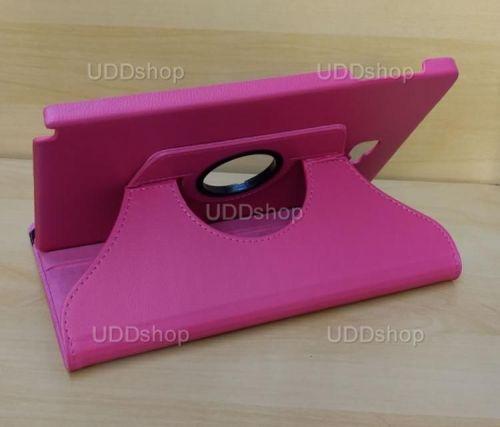 Capa Case Capinha Giratória 360° PINK Tablet Samsung Galaxy Tab A 10.1 (2016) SM-P585m V2 + Frete Grátis 303374