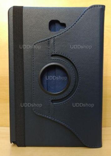Capa Case Capinha Giratória 360° AZUL Marinho Tablet Samsung Galaxy Tab A 10.1 (2016) SM-P585m V2 + Frete Grátis 303375