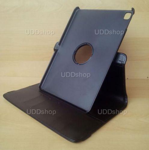 Capa Case Carteira Giratória 360º PRETA Tablet Apple iPad7 Pró 9.7 - A1673 A1674 A1675 + Frete Grátis 339622