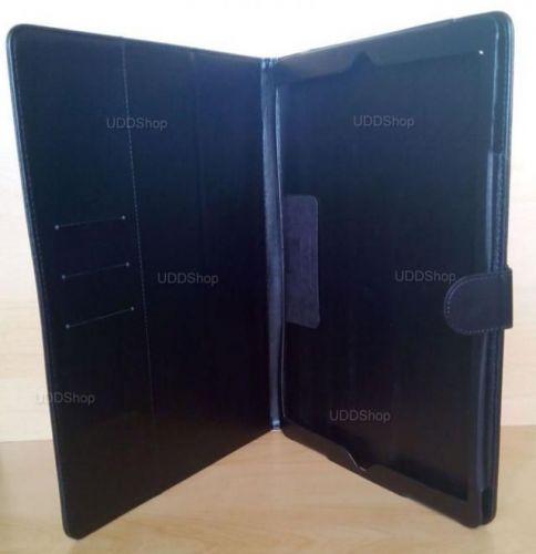 Capa Case Carteira Giratória 360º PRETA Tablet Apple iPad Pro 12.9 A1584 A1652 + Frete Grátis 368590