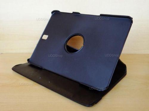 Capa Case Capinha Carteira Giratória 360° PRETA Tablet Samsung Galaxy Tab S3 9.7 SM-T820  SM-T825 + Frete Grátis 368585